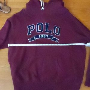 Polo by Ralph Lauren Shirts - Mens Polo hoodie